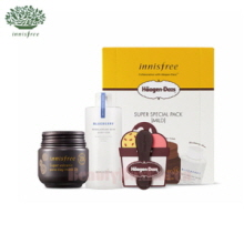 INNISFREE Super Special Pack X Haagen-Dazs 3items [MILD]